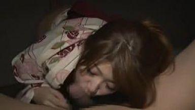 美巨乳の人妻を夜這い!眠そうにしていたのに愛撫したらその気になって騎乗位で腰をふりまくる!最後はばっちり中出しのthumbnail