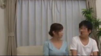 【松井優子】敏感すぎてマジイキまくり絶頂しまくる奥さん不倫エッチのthumbnail